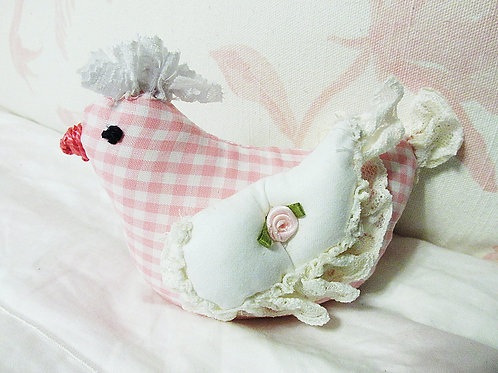 Fabric Picnic Chick
