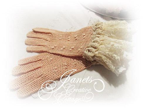 Boudoir Gloves
