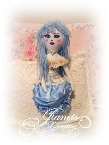 Marie Antoinette-Soft Doll