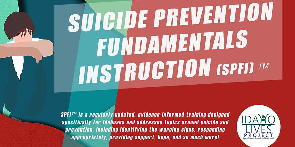 Suicide Prevention Fundamentals