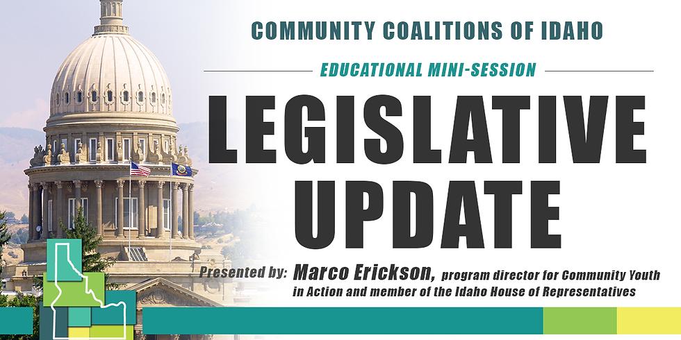 Marijuana & Idaho Legislature