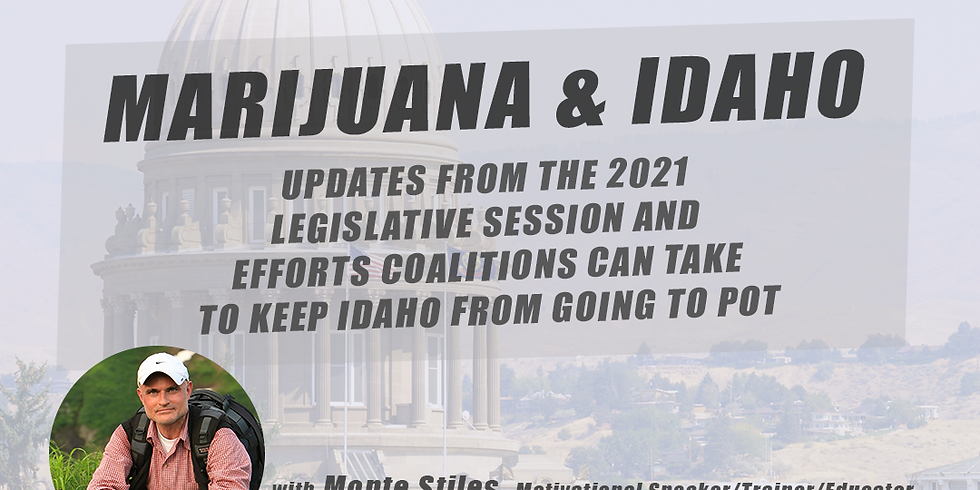 Keep Idaho From Going To Pot