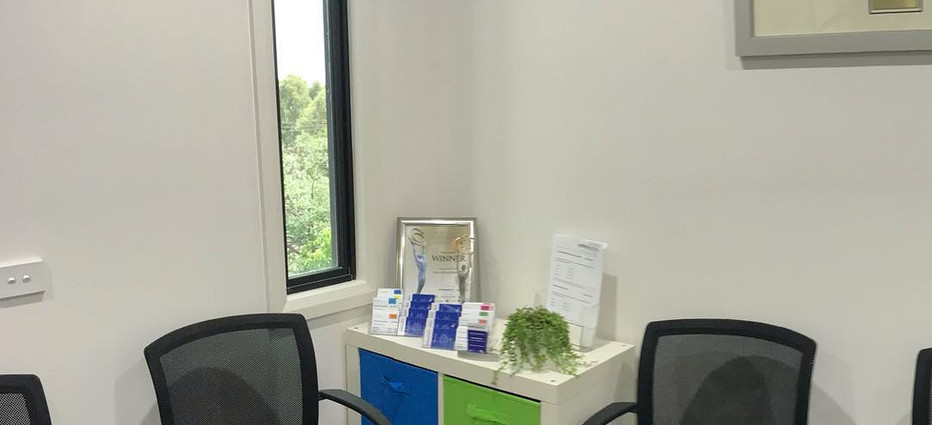 Seating in clinic