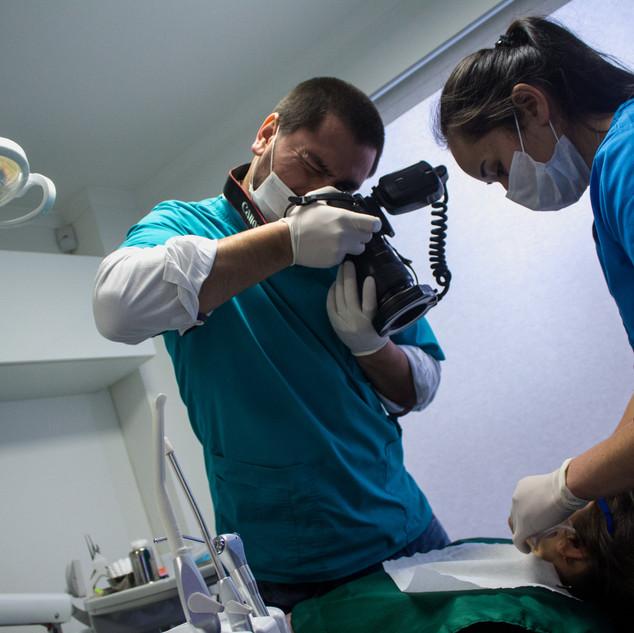 La clinica dental en concepcion