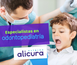 Dentista especialista en odontopediatría