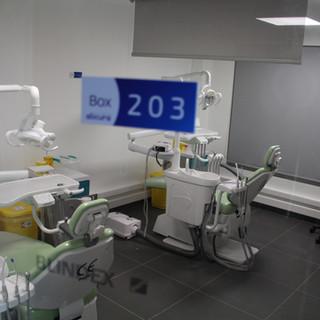 equipamiento de clinica dental en concepcion