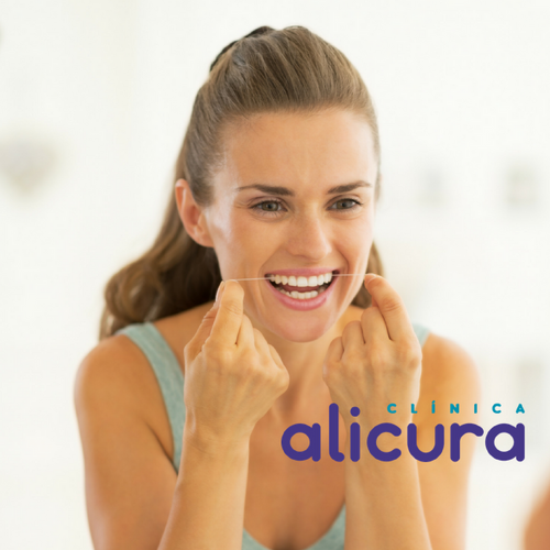 higiene dental recomendada por dentista en clinica dental alicura