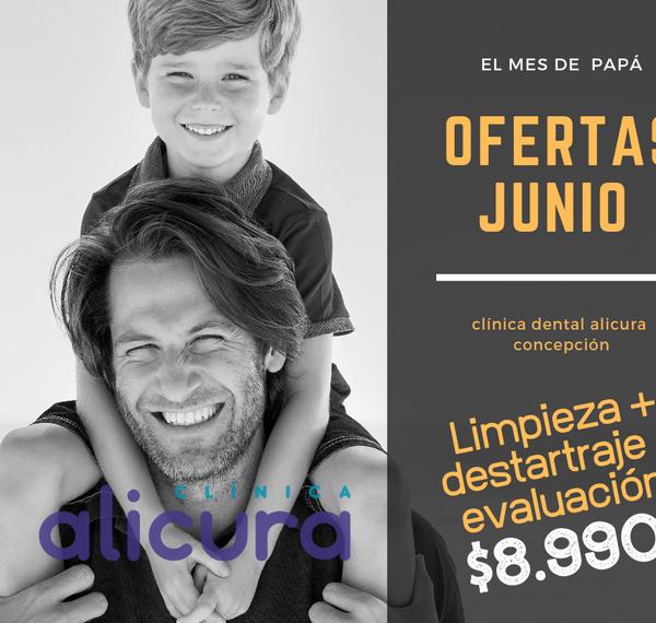 promocion dental papa junio 2019 clinica