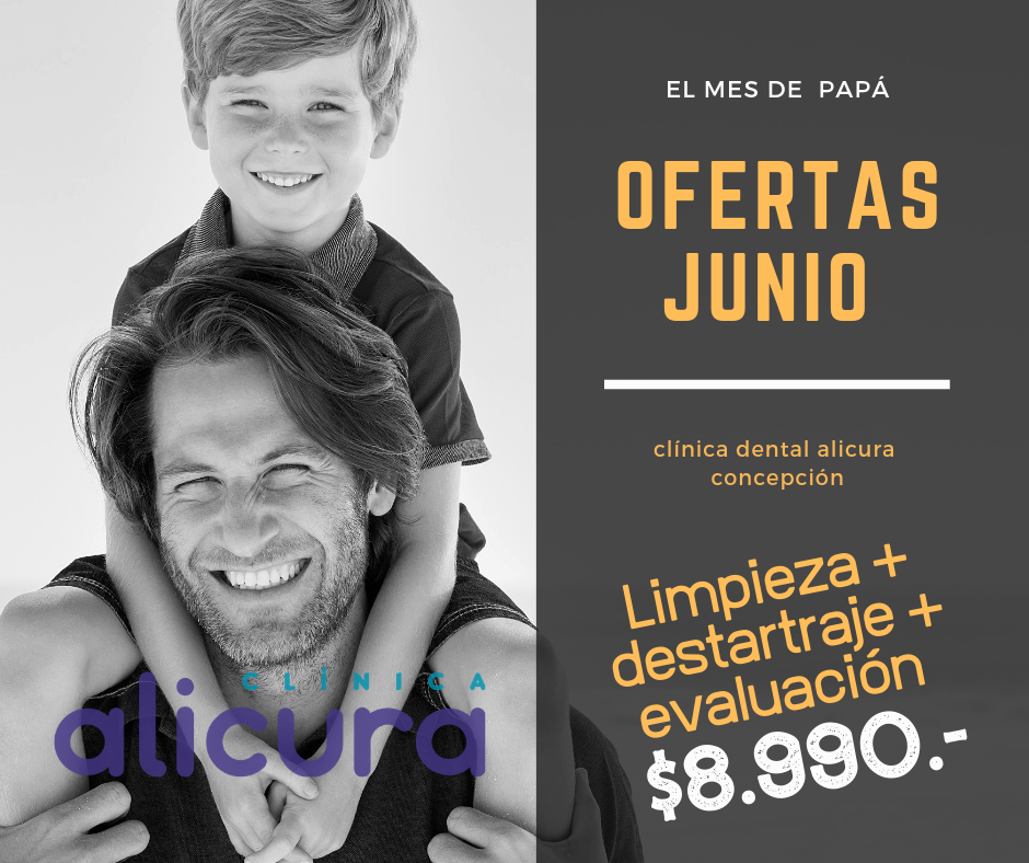 promocion dental papa junio 2019 clinica
