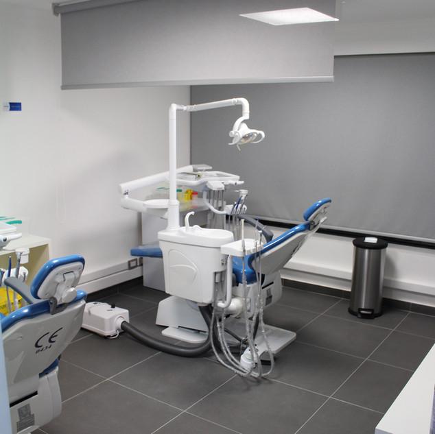 instalaciones modernas de clinica dental alicura, para que nuestros dentistas entreguen un excelente servicio