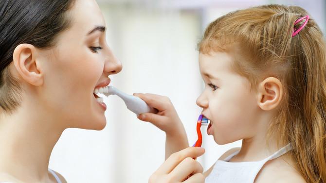Cómo tener  dientes Sanos!