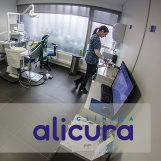 dentistas concepcion: somos clinica dental alicura