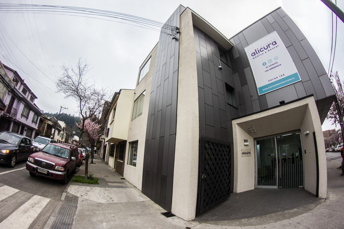 NUEVO EDIFICIO DE CLINICA DENTAL ALICURA