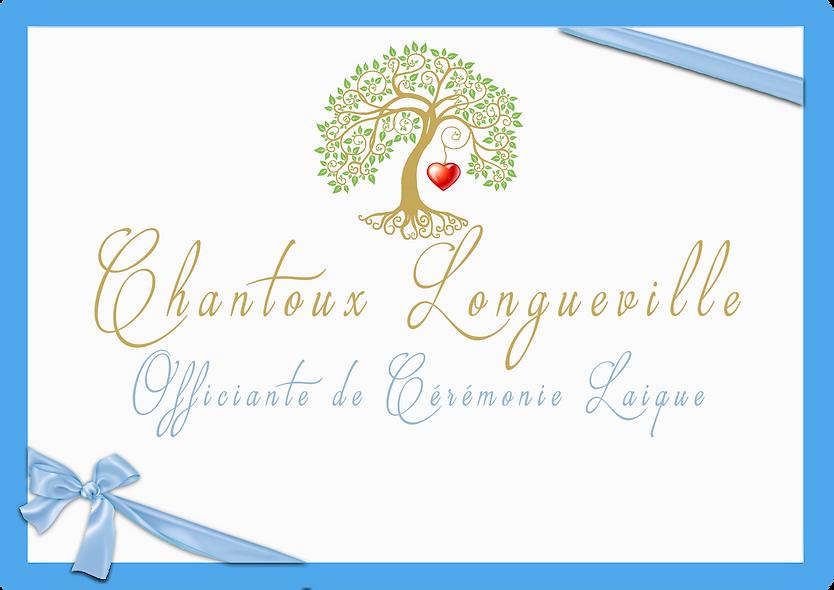 Chantoux cérémonies logo