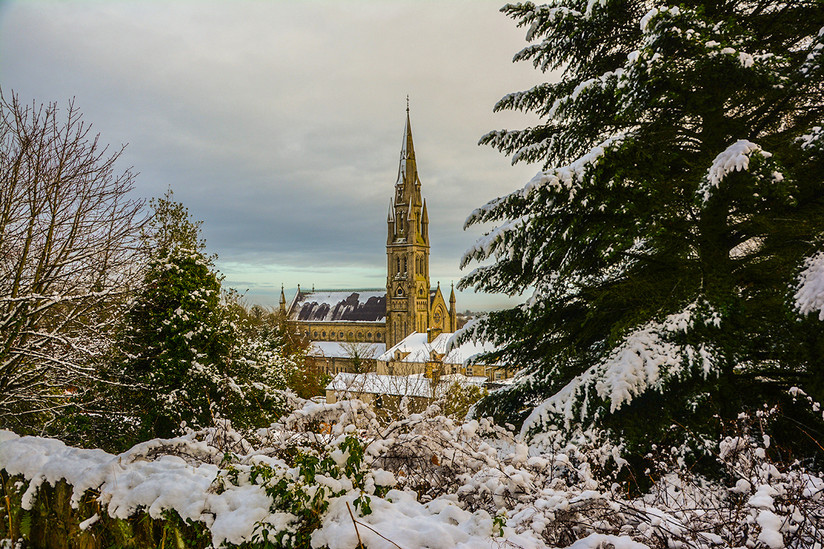 PDI - Holy snow by sean mcaliskey (6 marks)
