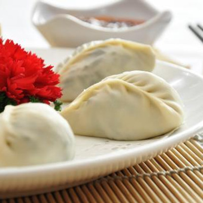 Group Chinese Dumplings Making Online Class - Ground Pork and Chinese Cabbage 2/12 Dinner