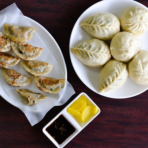 Chinese Dumplings via Team Building Acativities