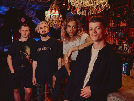 Q&A: False London Ignite Their Spark With Debut Single 'Flames'