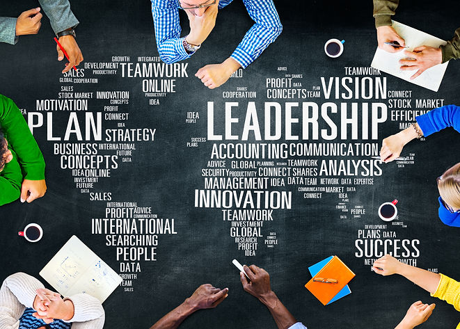 Leadership Boss Management Coach Chief G
