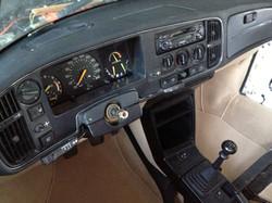 1982 Saab - Krokodyl