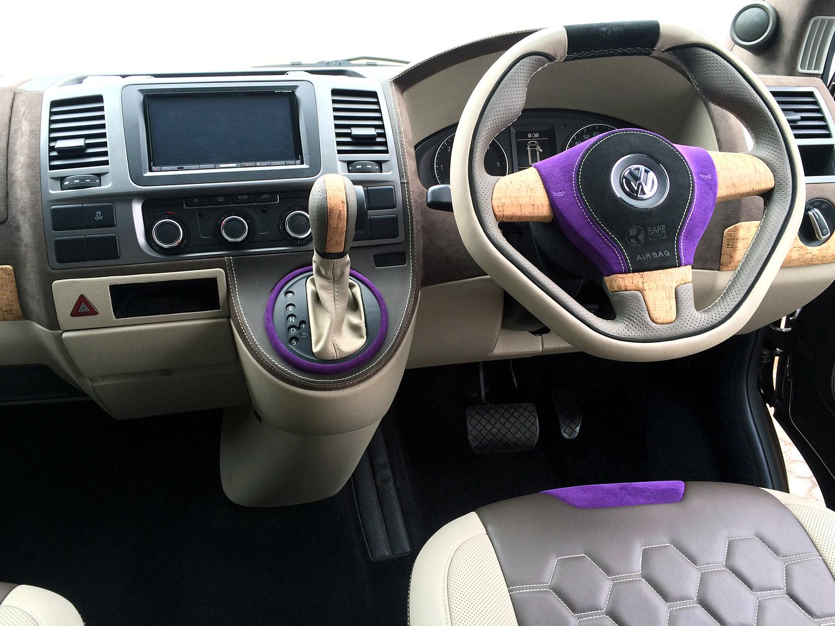 VW T5 Multivan -1
