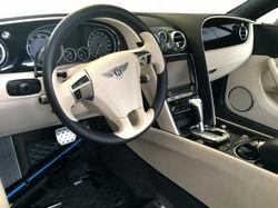 Bentley Continental GT - kierownica
