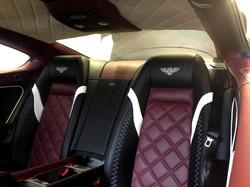 Bentley Continental GT-22