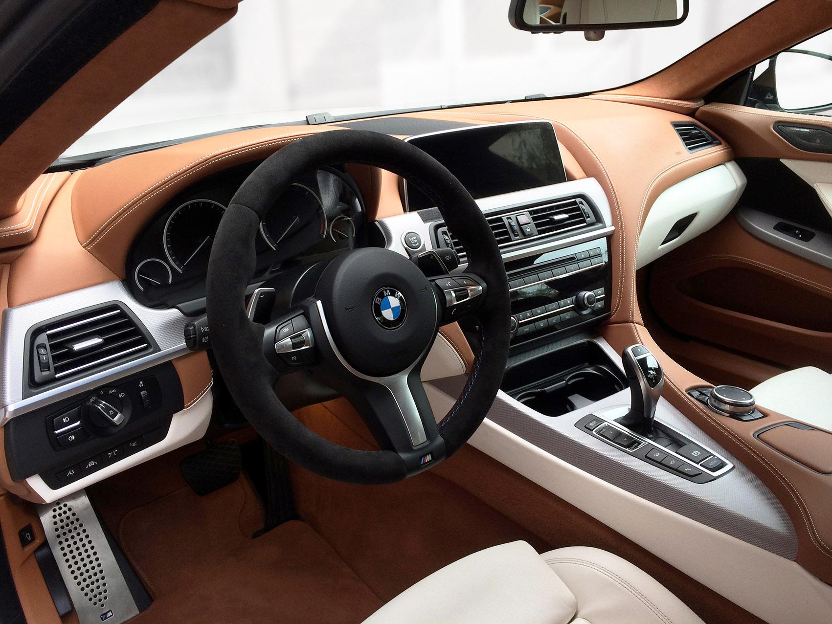 BMW Seria 6 -1
