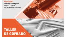 Seminarios de Grabado NO Tóxico en TINTAENTERA- Taller de Obra Gráfica en Zaragoza, España