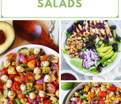 Healthy Summer Salads!
