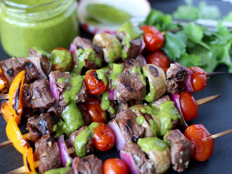 Quick & Healthy Summer Grill Recipes