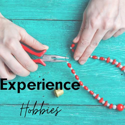 Experience Hobbies Club