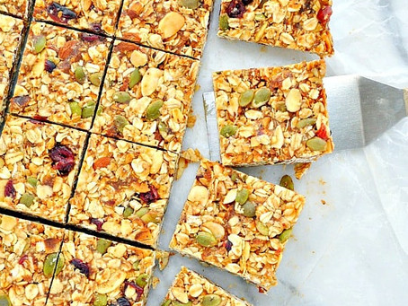 Looking for healthy fall treats? Try some of these easy recipes!