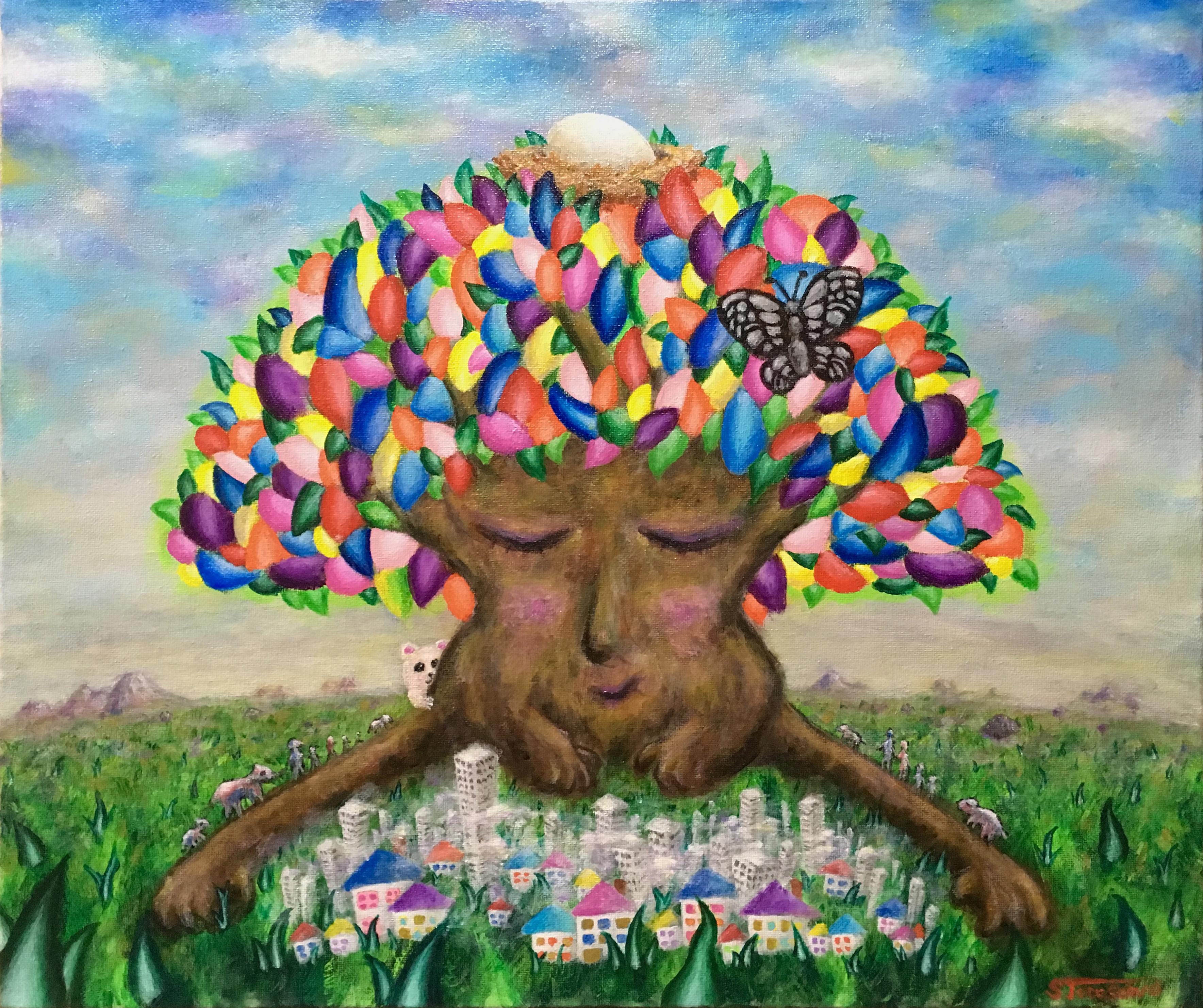 がじゅまる(Banyan Tree)