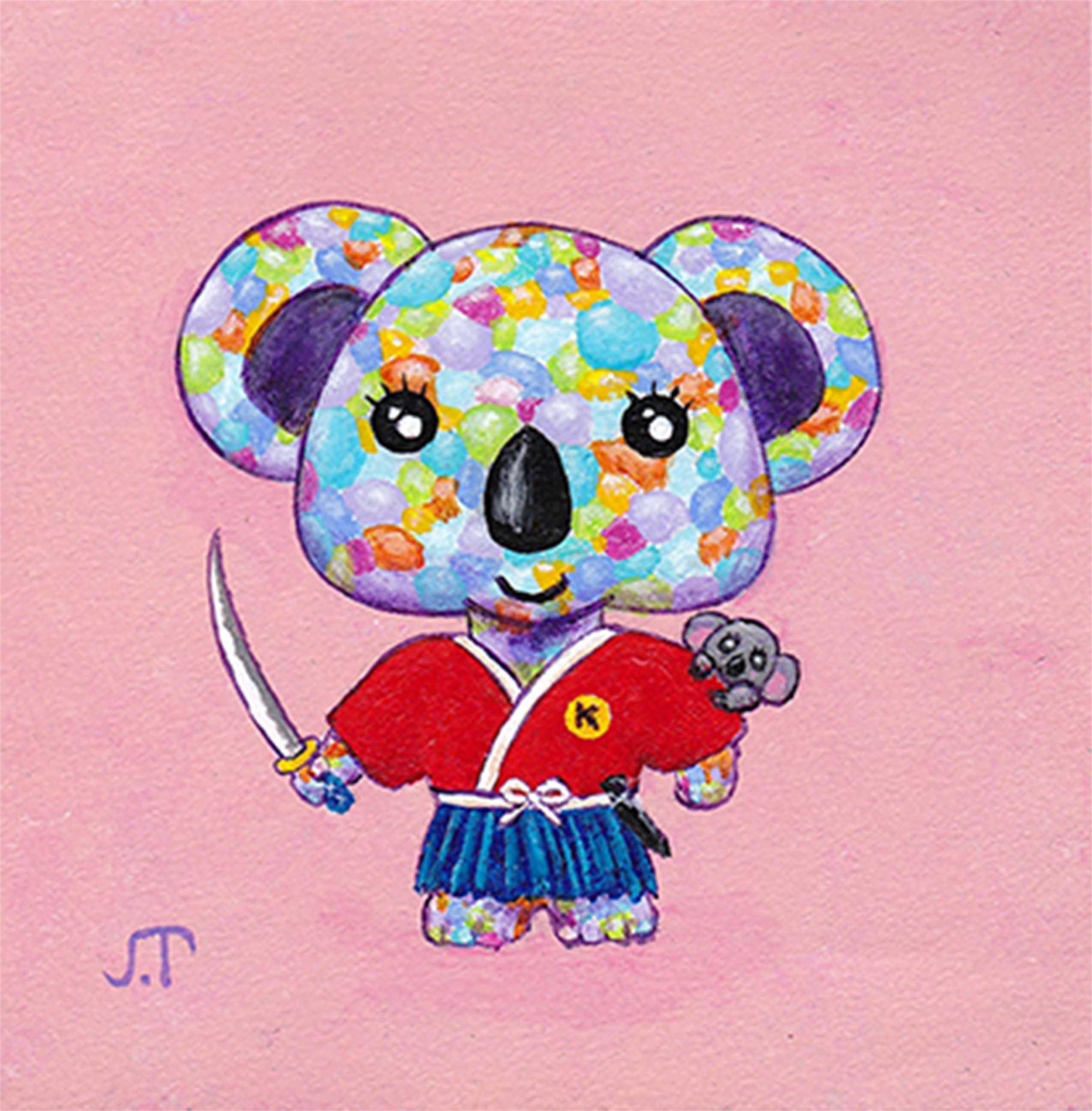 コアラ侍(Koala Samurai)