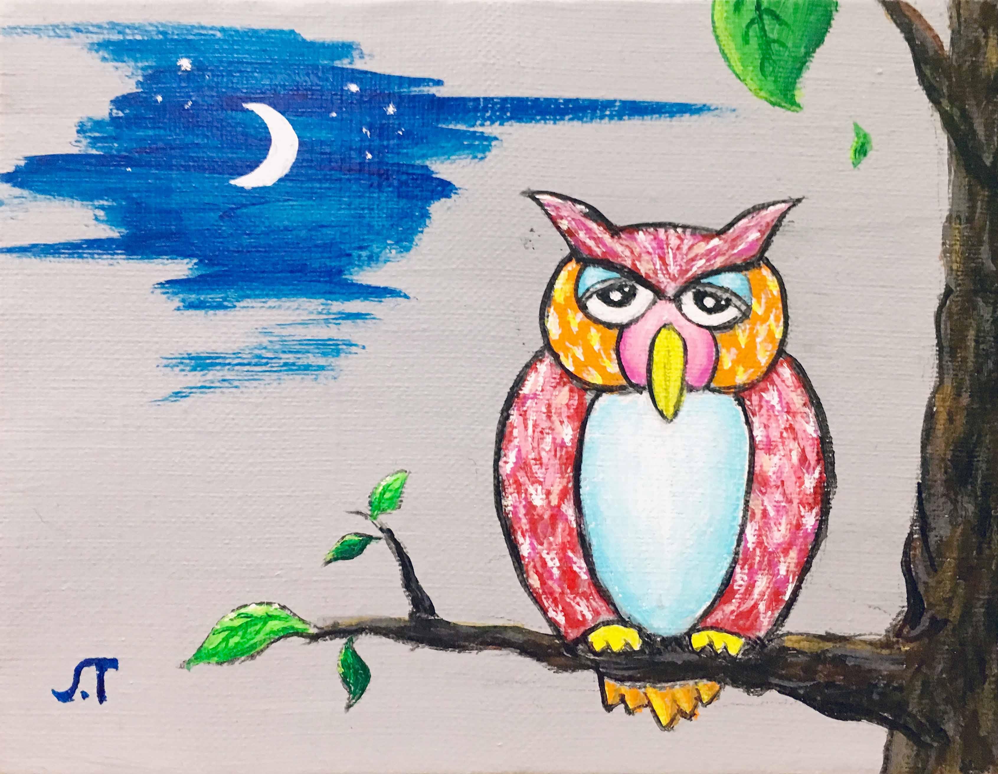 ふくろう(Owl)