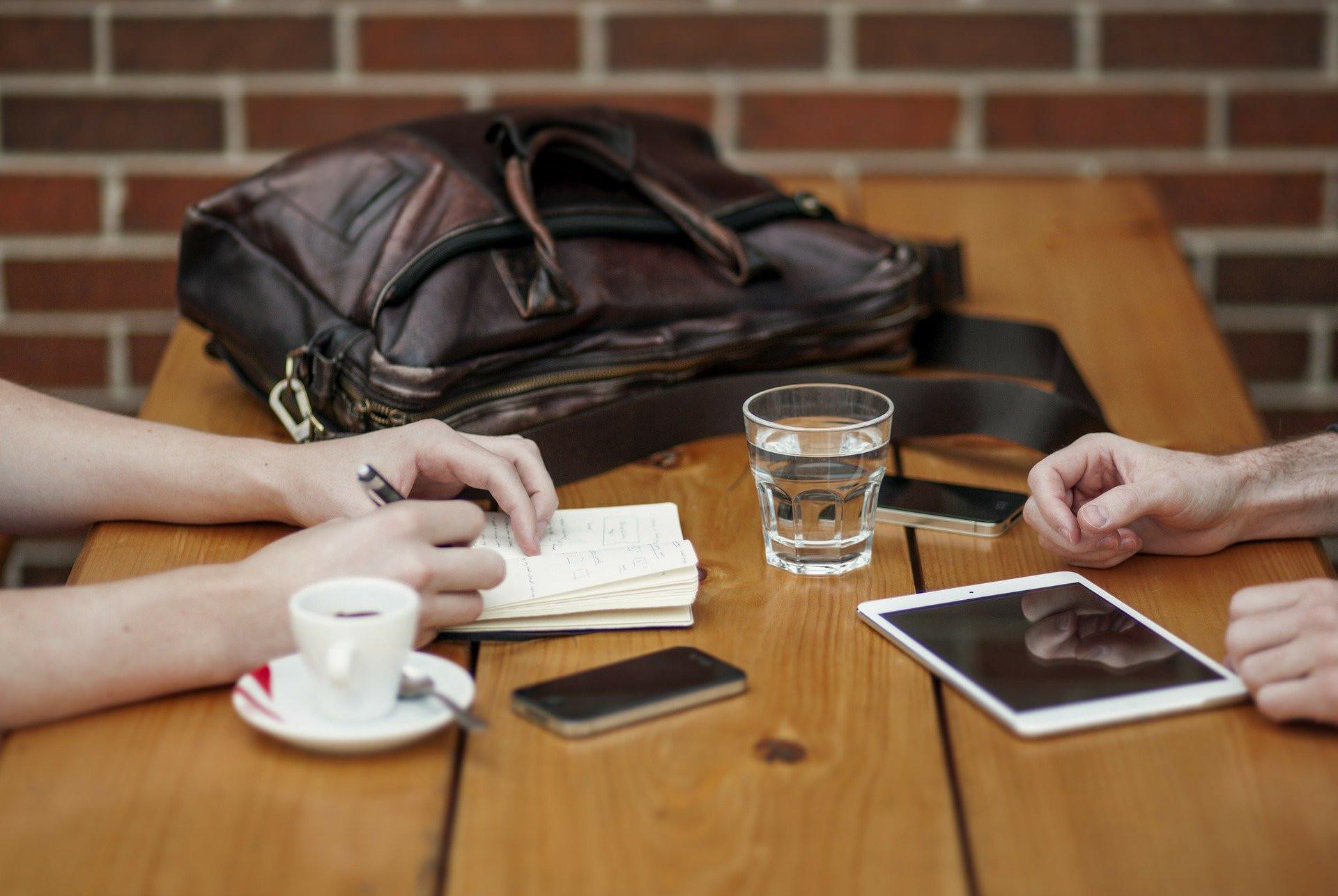 Book A Meeting