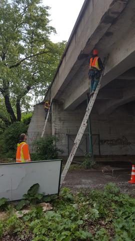 Oprava Libeňského mostu