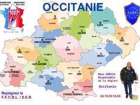 Responsable FFCBL / SER Région Occitanie.