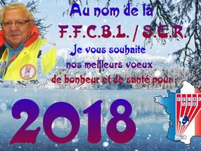 Voeux de la FFCBL /SER
