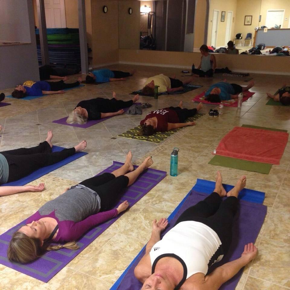 Amanda Yetley Yoga