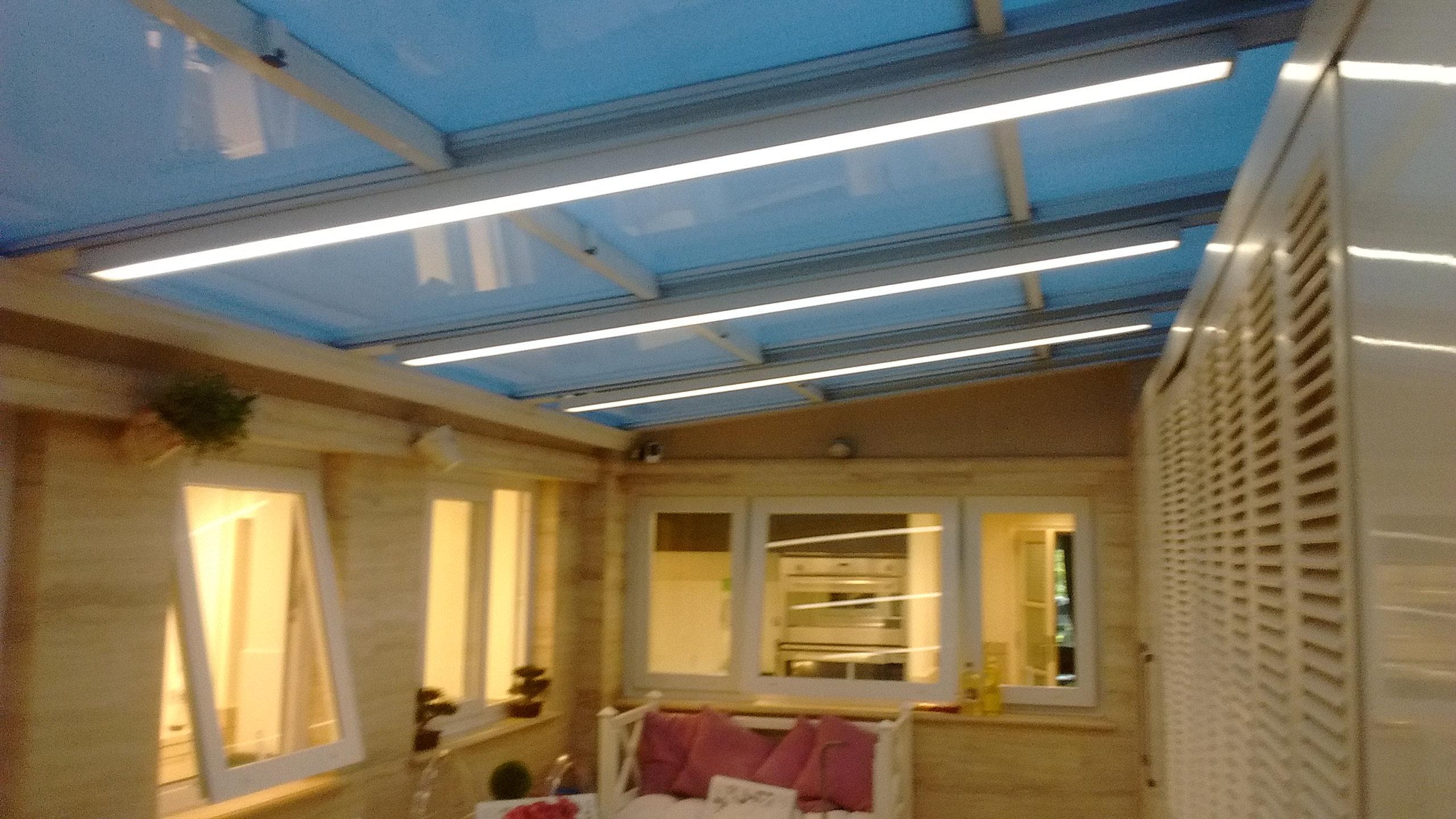 Cerramientosmirage techo de policarbonato for Techos de policarbonato para balcones