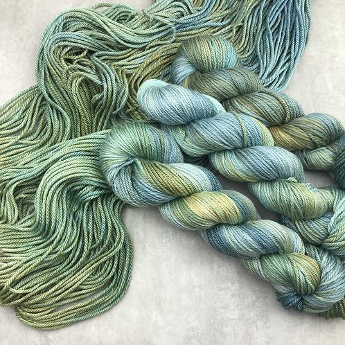 Keel - Non Superwash Merino/Silk Aran