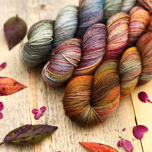 Autumn Yarn Club
