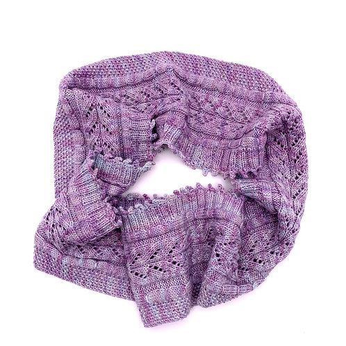 Ealga Cowl - Knitting