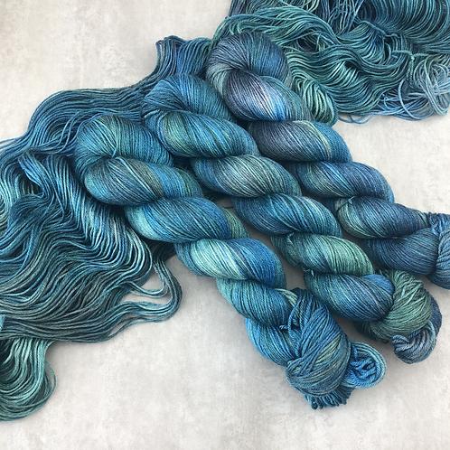 Lahinch - Merino/Bamboo/Silk - 4Ply