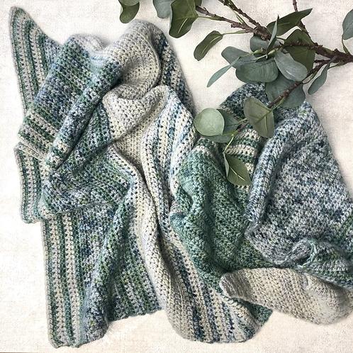 DK - Loft Shawl - Crochet