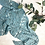 Thumbnail: Sea Thistle Shawl Pattern - Crochet
