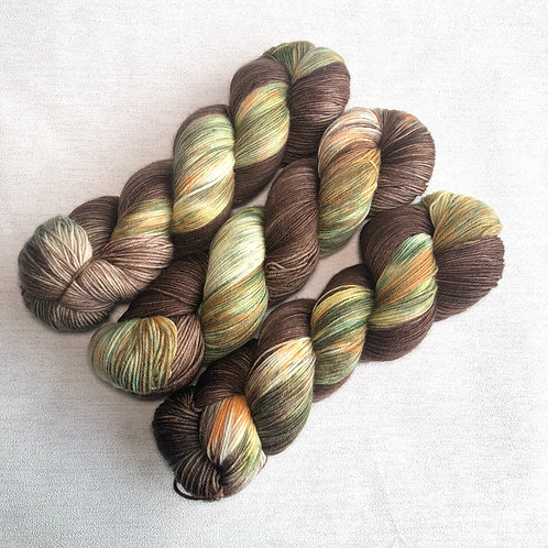 Limited Edition 012 - 4Ply Merino