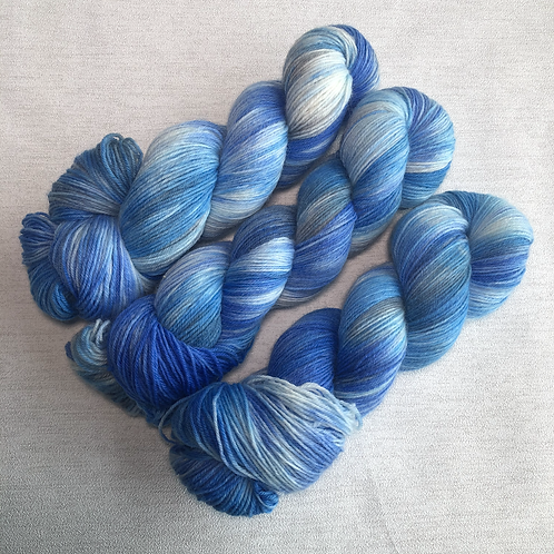 004 - Superwash Merino/Nylon 4Ply